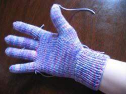 one i-cord glove done